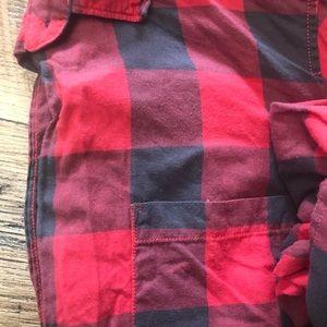 J. Crew Factory Tops - JCrew Factory Flannel size L